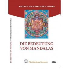 Die Bedeutung von Mandalas (Tibetische Kulturtage) (einfach)
