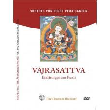 Vajrasattva - Erklärung zur Praxis (doppel)