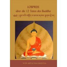 Lobpreis über die 12 Taten des Buddha